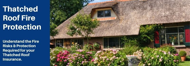 thatched roof fire prevention